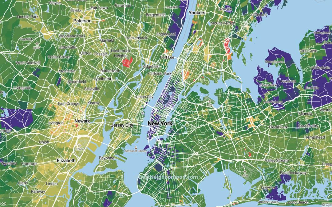 New Site, BestNeighborhood.com, Shows Best Neighborhoods to Book Travel